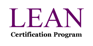 LEAN Certification Program